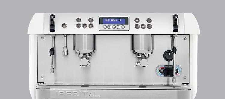 Kimbo y la máquina New Iberital ofrecen el mejor café