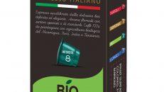 Espresso Italiano Kimbo capsule compatibili NC BIO-Organic 10pz