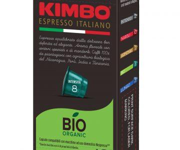 Nuevas cápsulas compatibles Nespresso Bio Orgánico