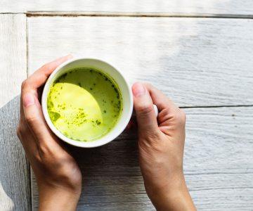 ¡El té matcha, una de las nuevas tendencias!